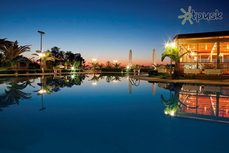 Фото отеля Marinos Beach Hotel 4* о. Крит – Ретимно Греция