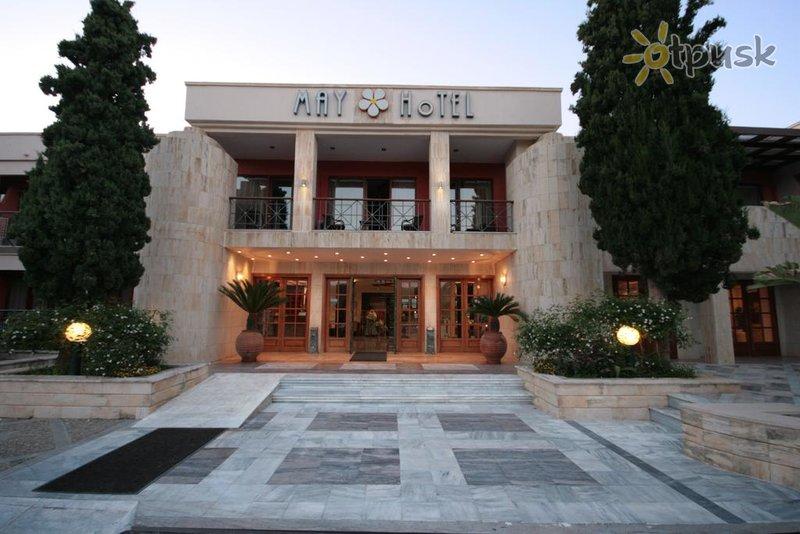 Фото отеля May Beach Hotel 4* о. Крит – Ретимно Греция