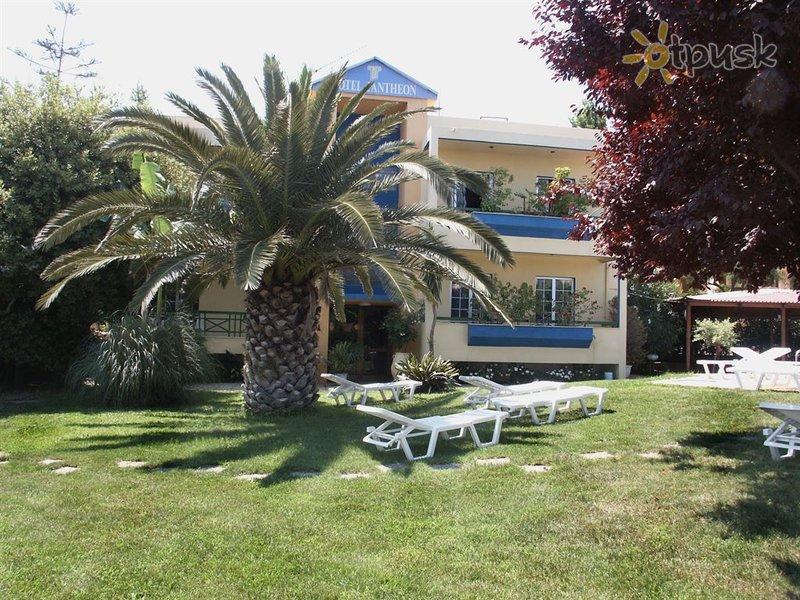 Фото отеля Pantheon Hotel 3* о. Крит – Ретимно Греция
