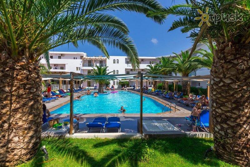 Фото отеля Rethymno Residence Hotel & Suites 4* о. Крит – Ретимно Греция