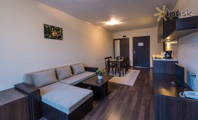 Фото отеля Aspen Aparthotel 4* Банско Болгария