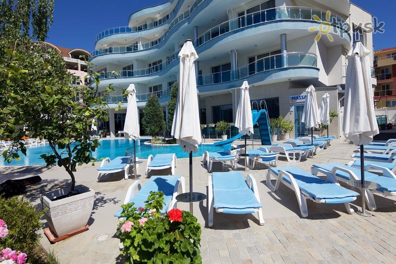Фото отеля Blue Bay Hotel 3* Солнечный берег Болгария