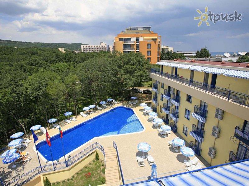 Фото отеля Blue Sky 3* Золотые пески Болгария