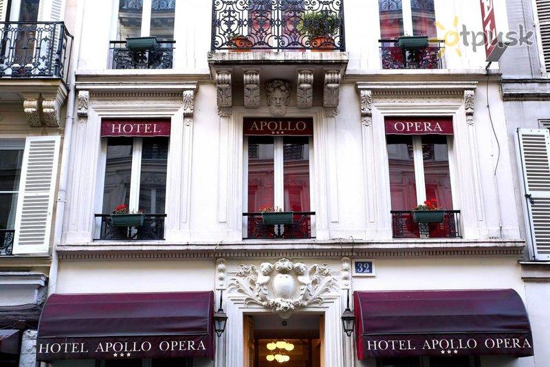 Фото отеля Apollo Opera Hotel 3* Париж Франция