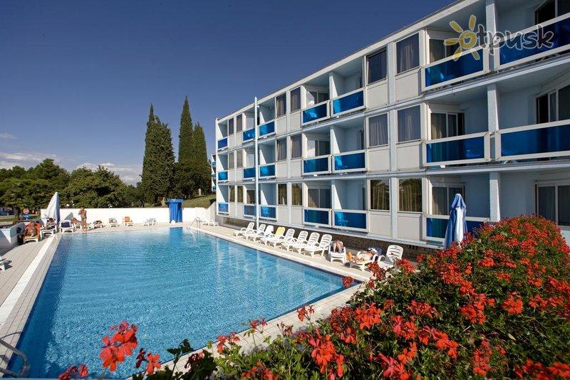 Фото отеля Plavi Hotel 3* Пореч Хорватия