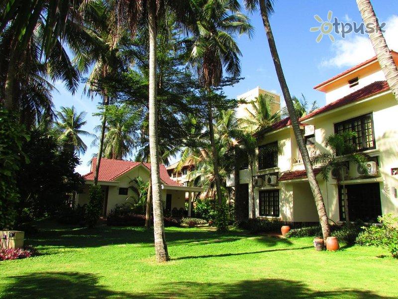 Фото отеля Pacific Beach Resort 3* Фантьет Вьетнам