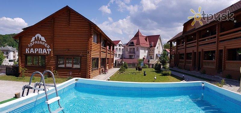 Фото отеля Сион 3* Поляна Украина - Карпаты