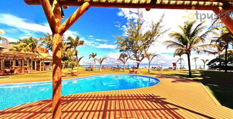Фото отеля Silver Beach Hotel 3* о. Маврикий Маврикий
