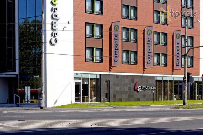 Фото отеля Campanile Wroclaw Centrum Hotel 3* Вроцлав Польша