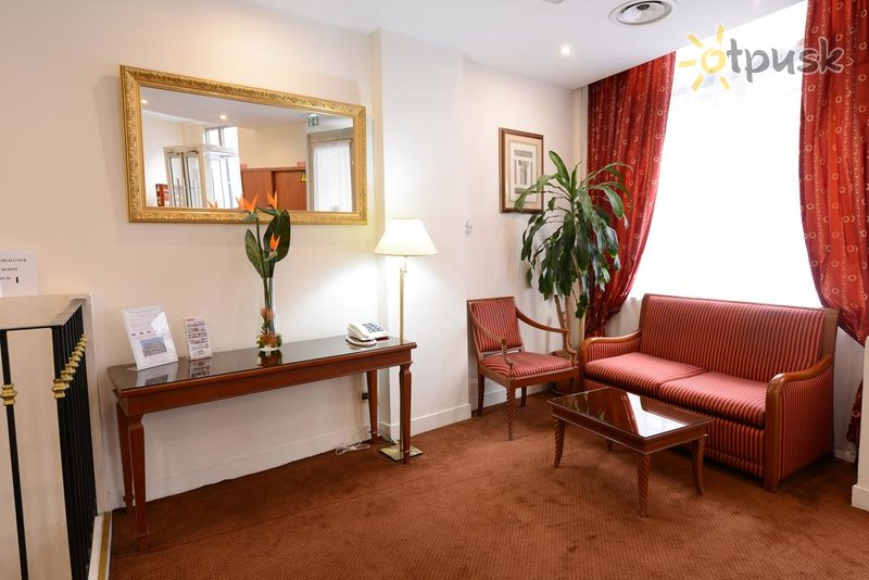 Фото отеля Imperial Hotel 3* Париж Франция
