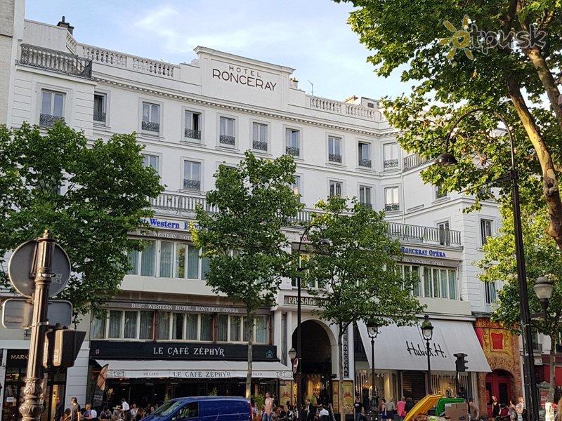 Otpusk Com Best Western Hotel Ronceray Opera 3 Franciya Parizh