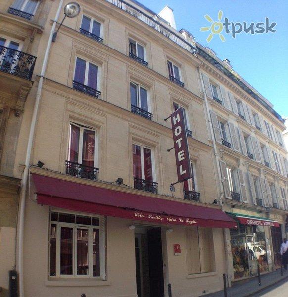 Фото отеля Pavillon Opera Lafayette 3* Париж Франция