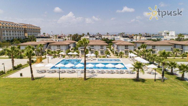 Фото отеля Crystal Boutique Beach Resort 5* Белек Турция