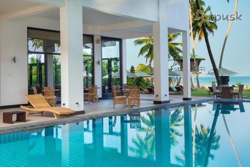 Фото отеля Shinagawa Beach 4* Хиккадува Шри-Ланка