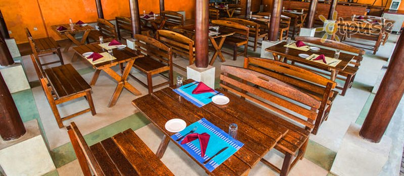 Фото отеля The Palms 4* Берувела Шри-Ланка