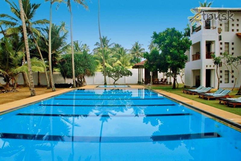 Фото отеля The Privilege Ayurveda Beach Resort 4* Ваддува Шри-Ланка