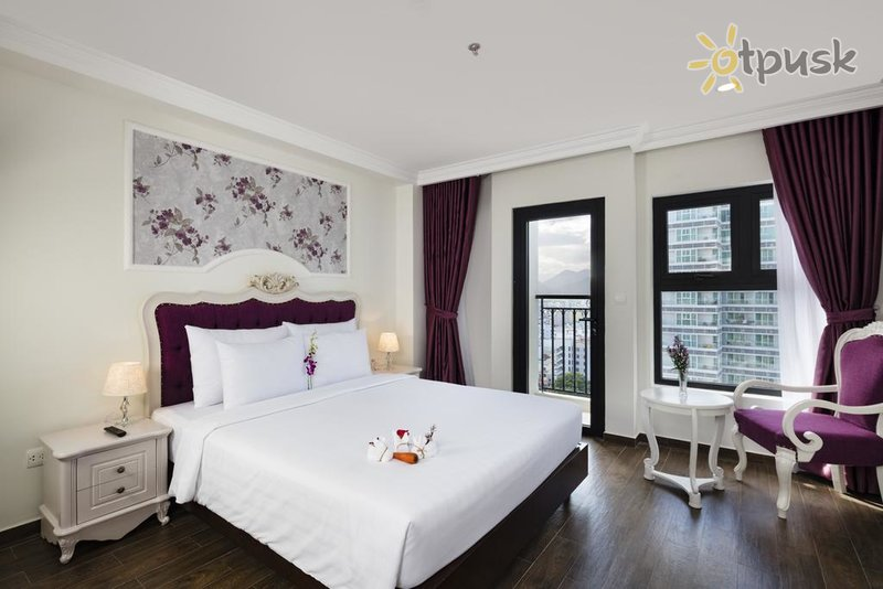 Фото отеля Bonjour Nha Trang Hotel 4* Нячанг Вьетнам