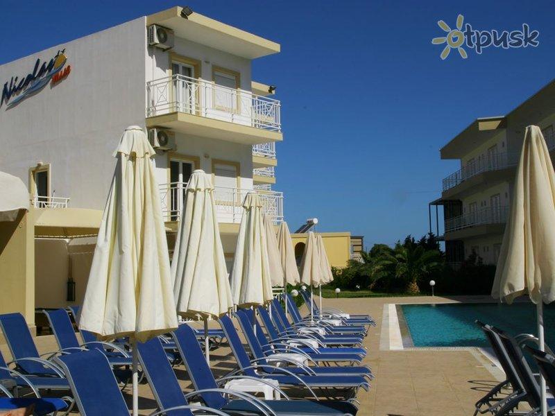 Фото отеля Nicolas Villas Hotel (Felicity) 3* о. Крит – Ираклион Греция