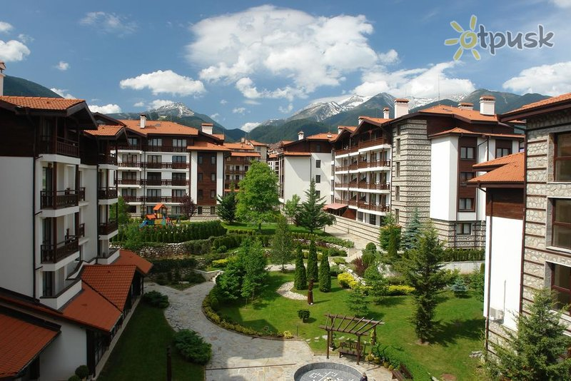 Фото отеля Winslow Infinity Aparthotel 3* Банско Болгария