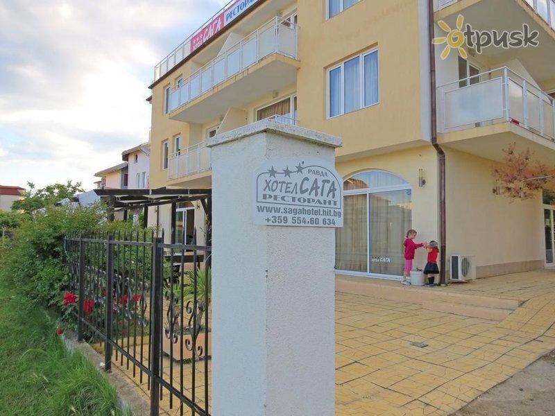 Фото отеля Saga 3* Равда Болгария