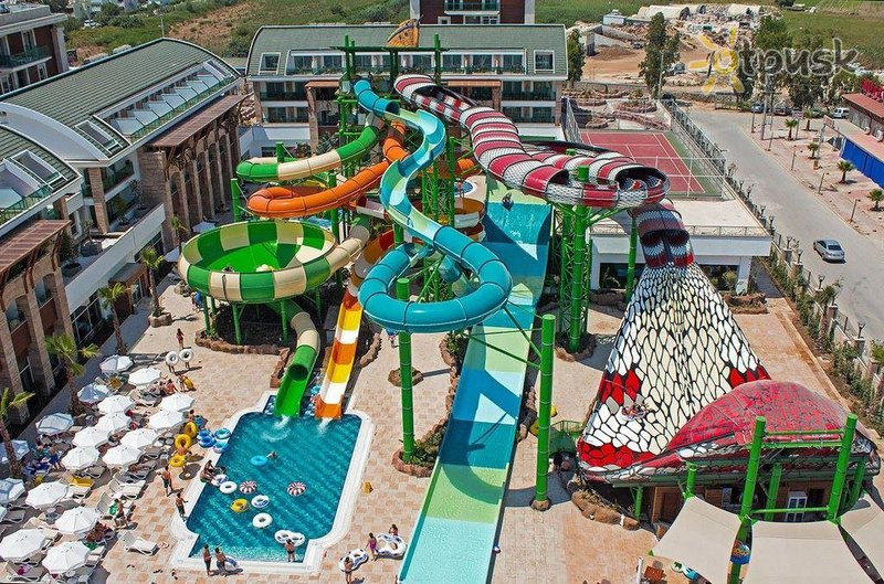 Фото отеля Crystal Waterworld Resort & Spa 5* Белек Турция