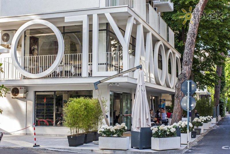 Фото отеля Hollywood Hotel 2* Римини Италия