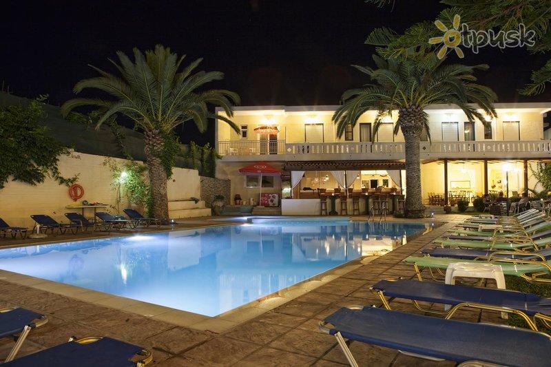 Фото отеля Cretan Sun Hotel & Apartments 3* о. Крит – Ретимно Греция