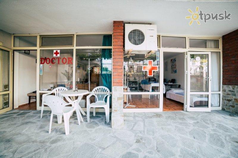 Фото отеля Кавказ 4* Солнечный берег Болгария