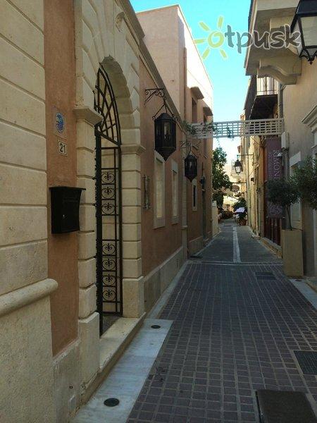 Фото отеля Palazzo Rimondi Boutique Hotel 4* о. Крит – Ретимно Греция