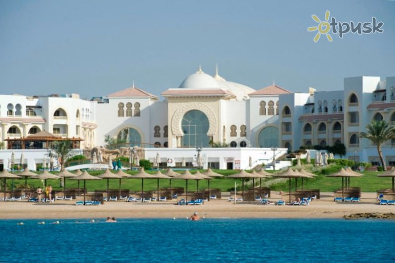 Фото отеля Old Palace Resort Sahl Hasheesh 5* Хургада Египет