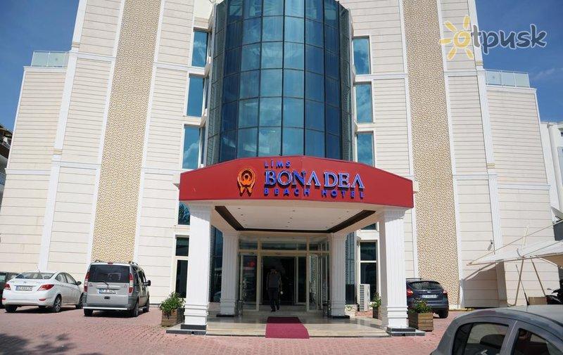 Фото отеля Lims Bona Dea Beach Hotel 4* Кемер Турция