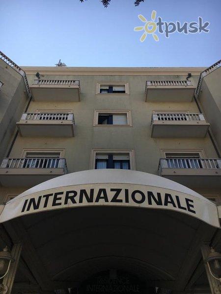 Фото отеля Internazionale Residence 3* Римини Италия