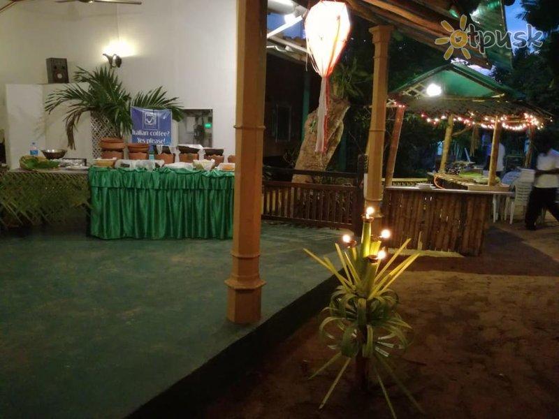 Фото отеля Susantha Garden Hotel 3* Бентота Шри-Ланка