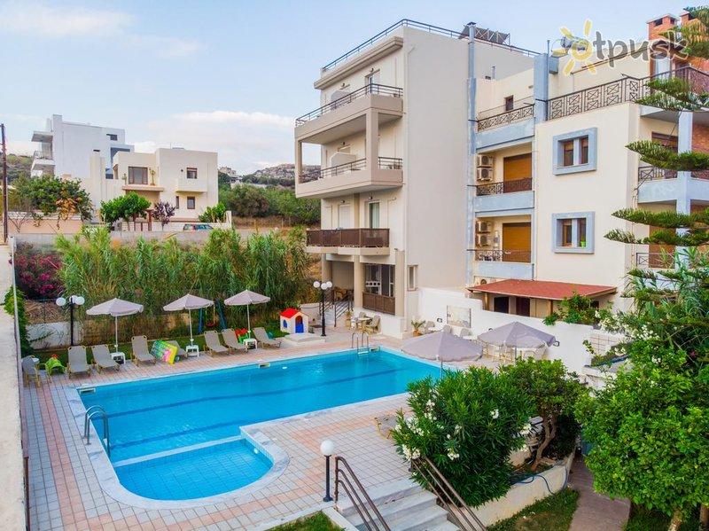 Фото отеля Eltina Hotel 2* о. Крит – Ретимно Греция