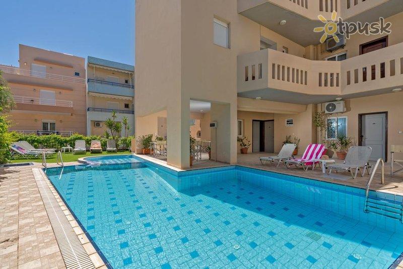 Фото отеля Batis Beach Hotel 2* о. Крит – Ретимно Греция