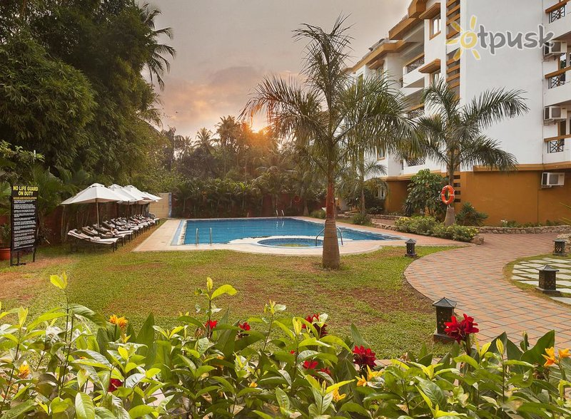Фото отеля Goa Villagio Resort & Spa 3* Южный Гоа Индия