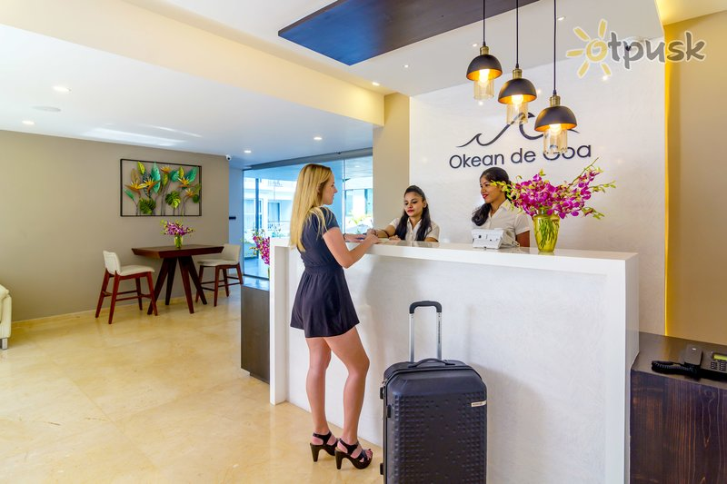 Фото отеля Okean De Goa 3* Северный Гоа Индия