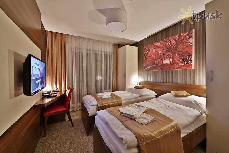 Фото отеля Alexander Hotel 4* Бардеев Словакия