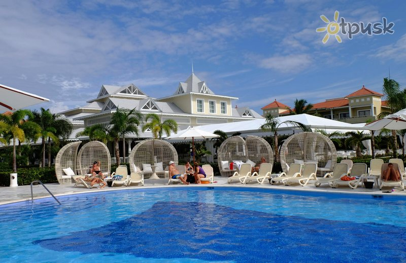 Фото отеля Grand Bahia Principe Aquamarine 5* Пунта Кана Доминикана