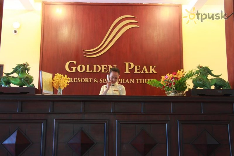 Фото отеля Golden Peak Resort & Spa Phan Thiet 4* Фантьет Вьетнам