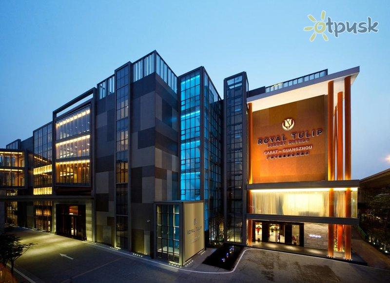 Фото отеля Royal Tulip Luxury Hotel Carat 5* Гуанчжоу Китай