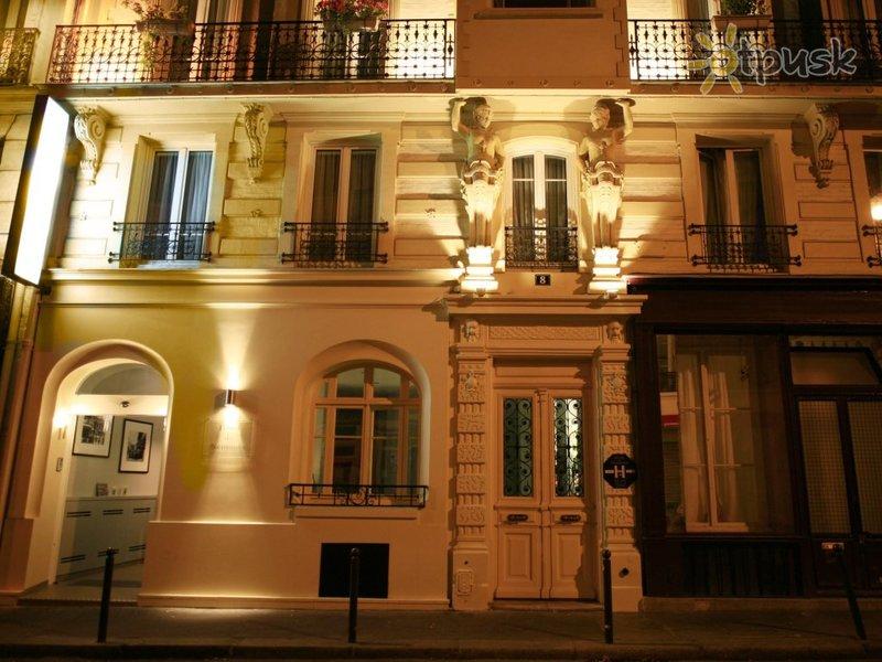 Фото отеля De Nemours 2* Париж Франция