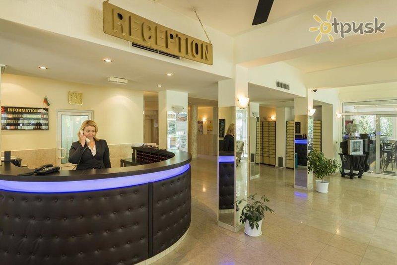 Фото отеля Свежесть 3* Солнечный берег Болгария