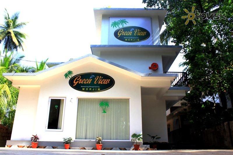 Фото отеля Green View Hotel 3* Северный Гоа Индия