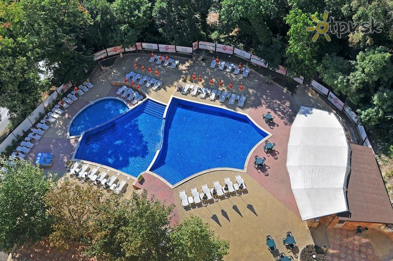 Фото отеля Paradise Green Park 3* Золотые пески Болгария