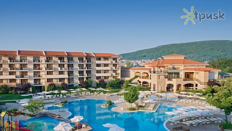 Фото отеля HVD Club Miramar Deluxe 4* Обзор Болгария