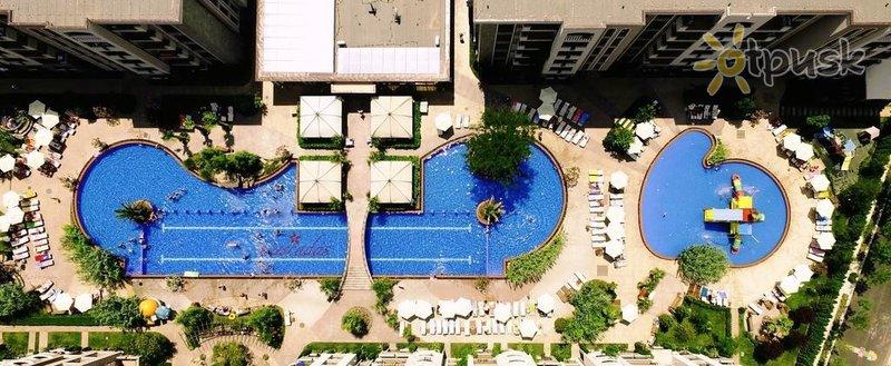 Фото отеля Cascadas Family Resort 4* Солнечный берег Болгария
