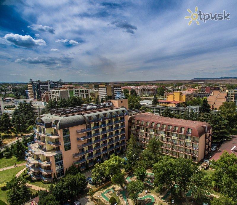 Фото отеля Байкал 3* Солнечный берег Болгария