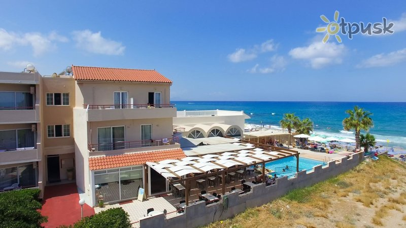 Фото отеля Seafront Hotel Apartments 3* о. Крит – Ретимно Греция