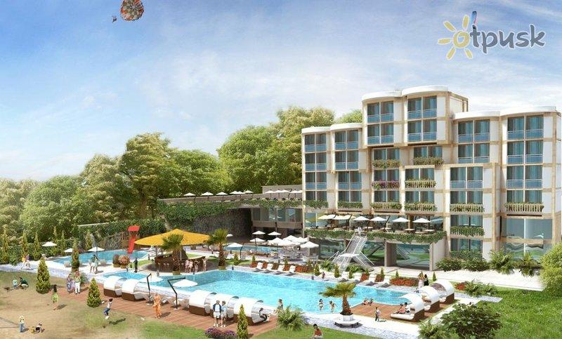 Фото отеля Amfibia Beach 3* Солнечный берег Болгария